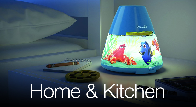 Finding Dory Home & Kitchen