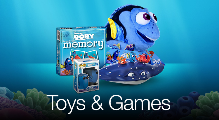 Finding Dory Toys & Games