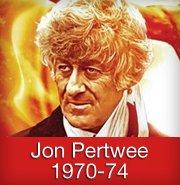 Jon Pertwee - 1970-74