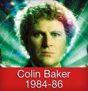 Colin Baker 1984-86