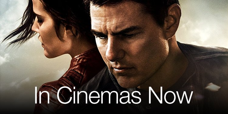In Cinemas Now