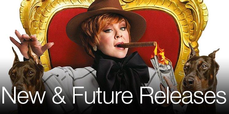 New & Future Releases