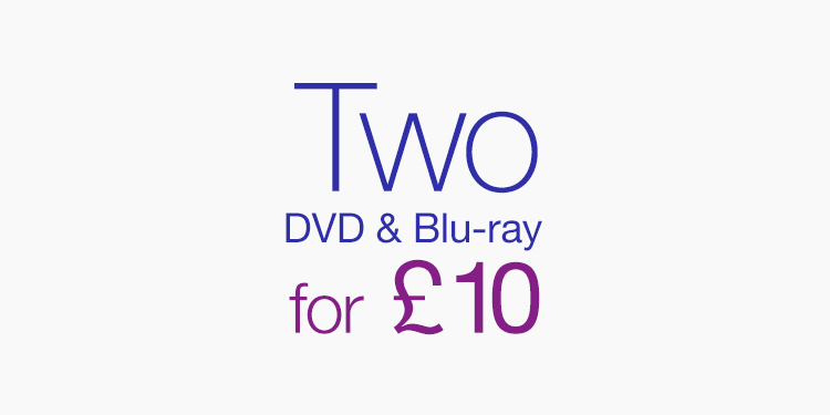 Two for £10