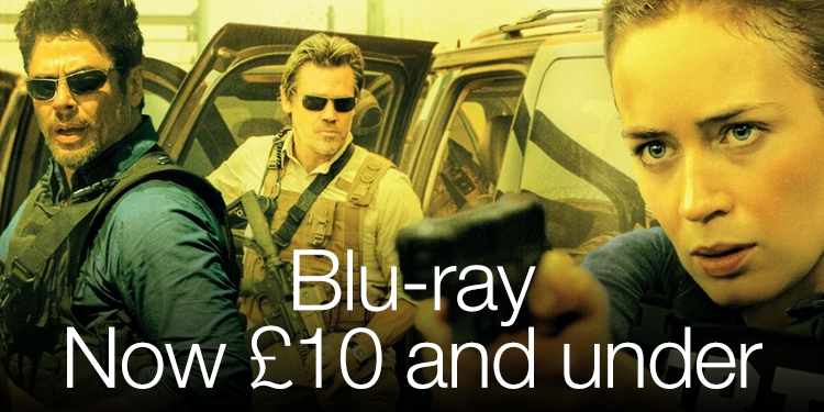 Blu-ray now £10 and under