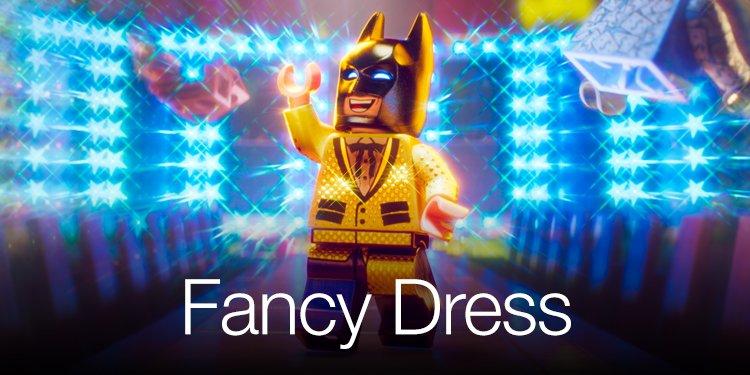 Lego Batman Fancy Dress