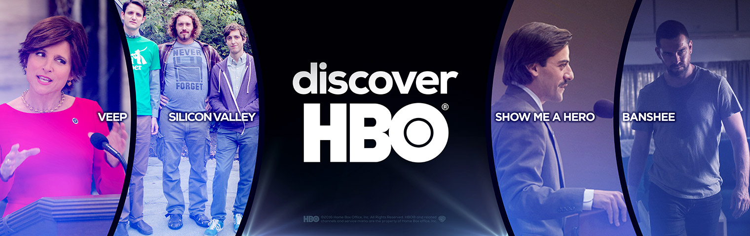 Discover HBO