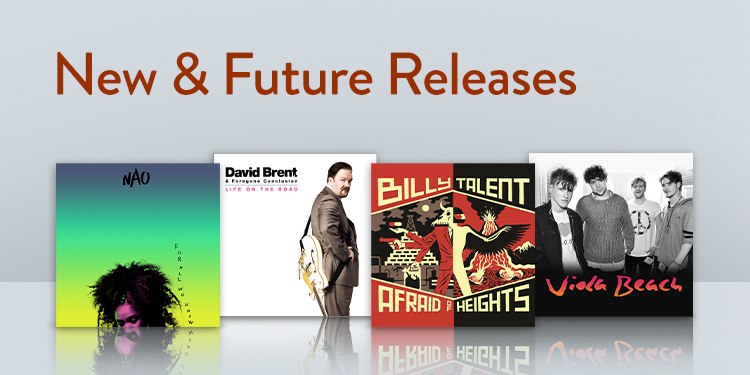 New & Future Releases