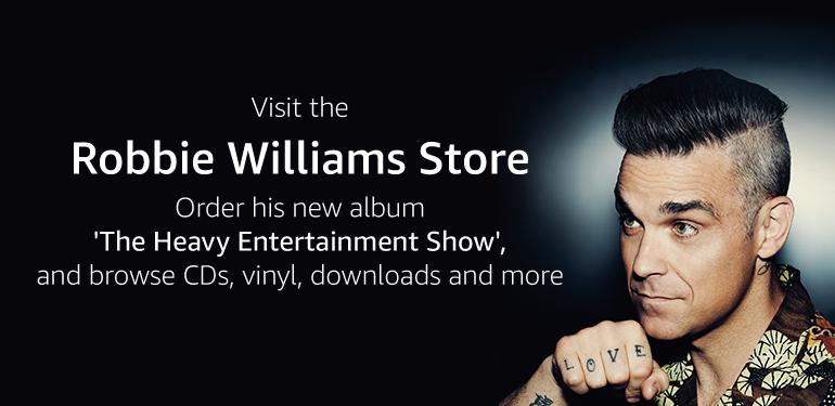 Robbie William Store