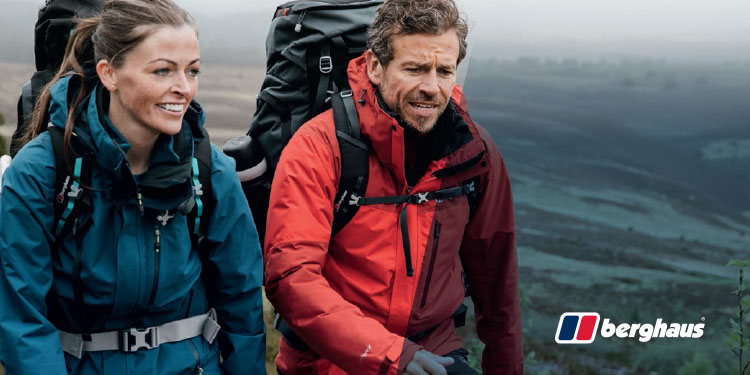 New Season Clothing from Berghaus