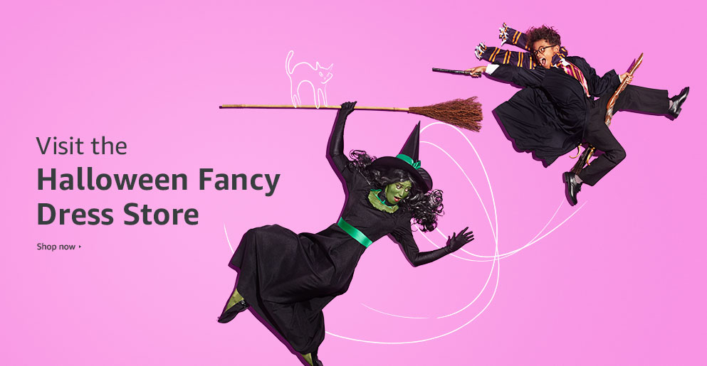 Halloween Fancy Dress Store