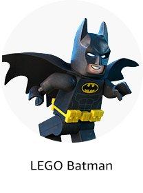 LEGO Batman Toys