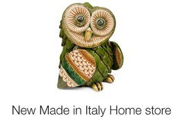 The renewed Home store, Made in Italy