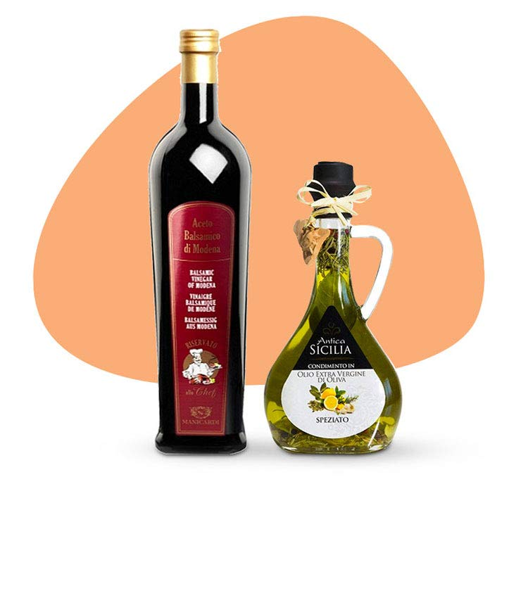 Oil, Vinegar and Spices
