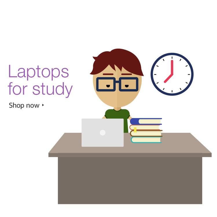 Laptops for Study