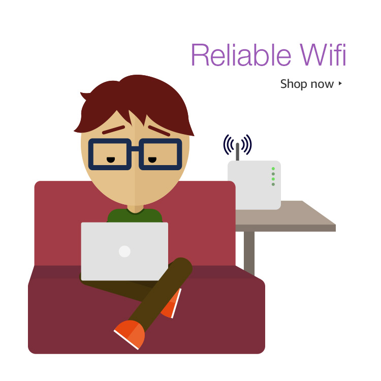Reliable Wifi