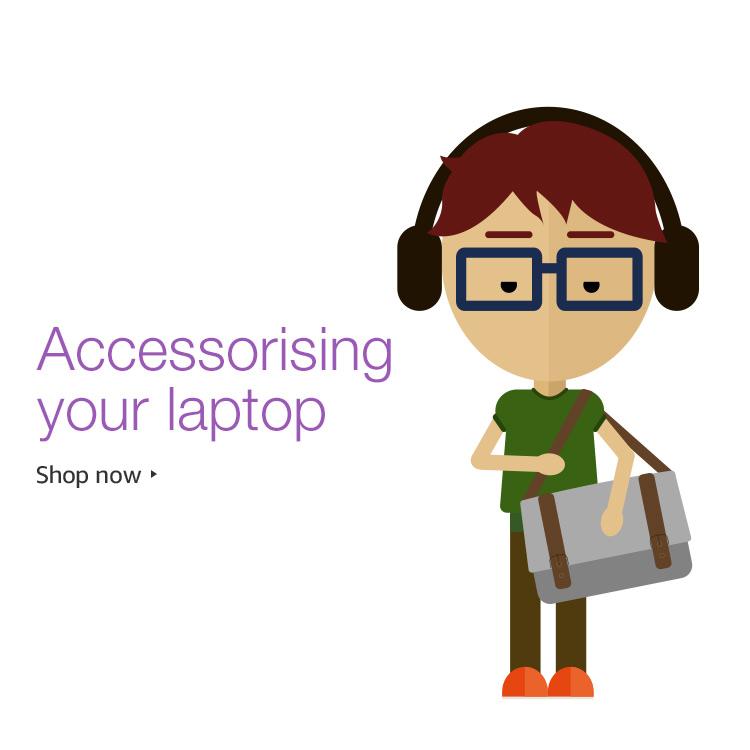 Accessorising your Laptop