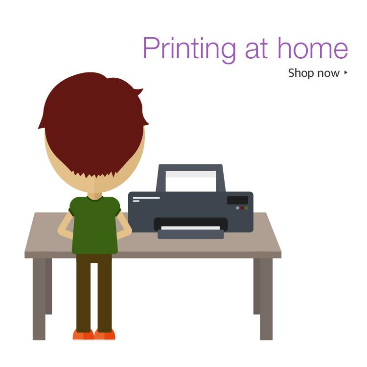 Printing at home