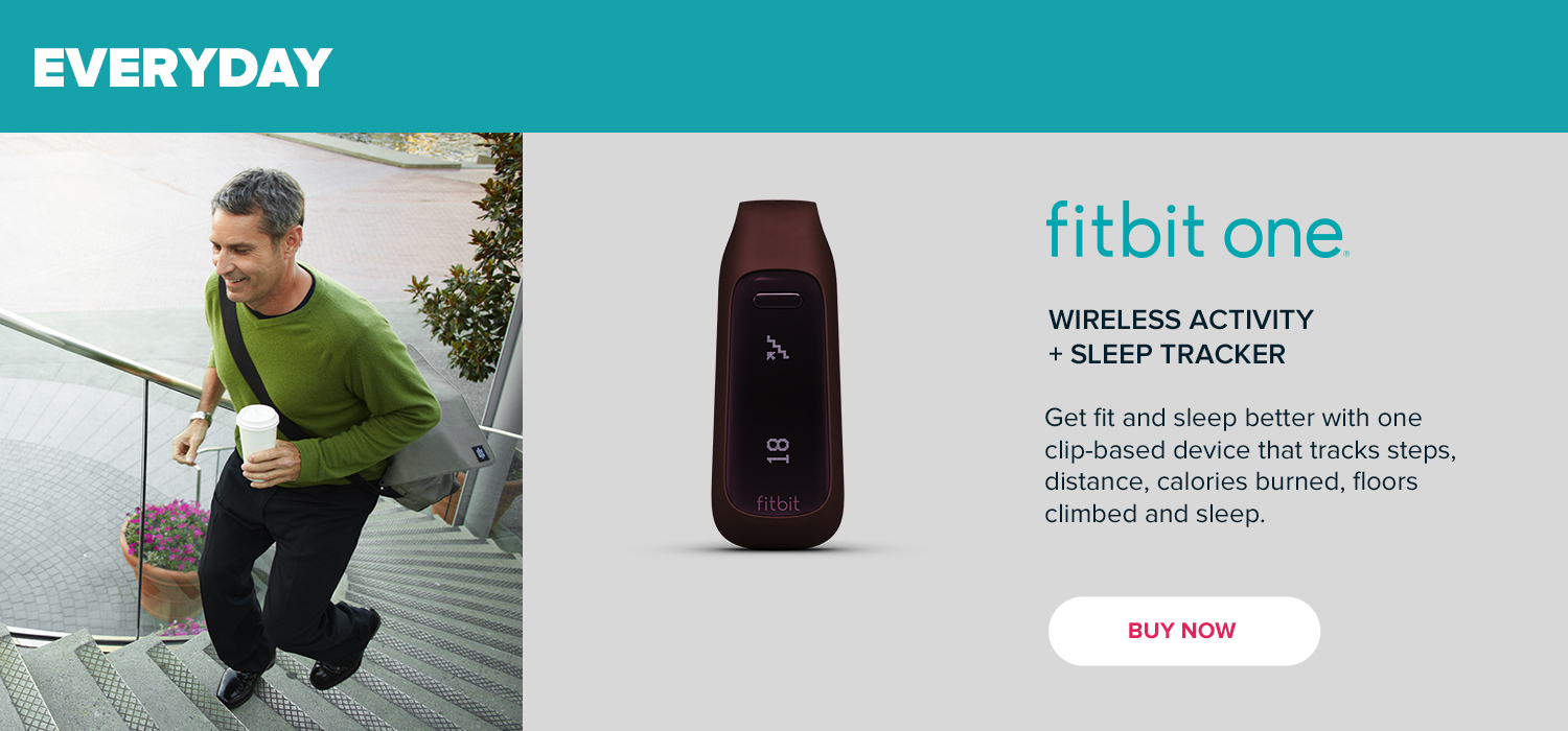 Everyday - Fitbit One