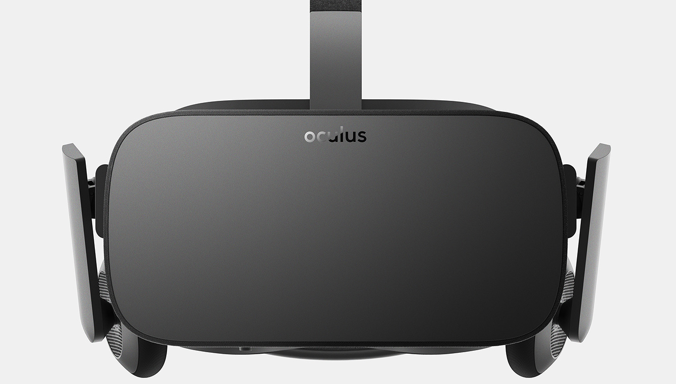 Image of Oculus Headset