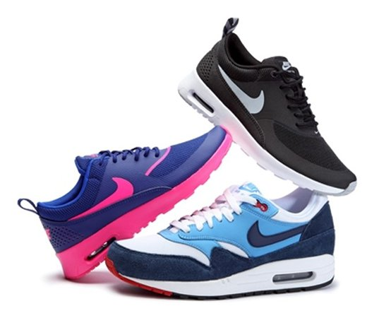 nike air max shoes boutique