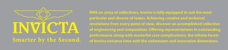 Invicta Brand Banner