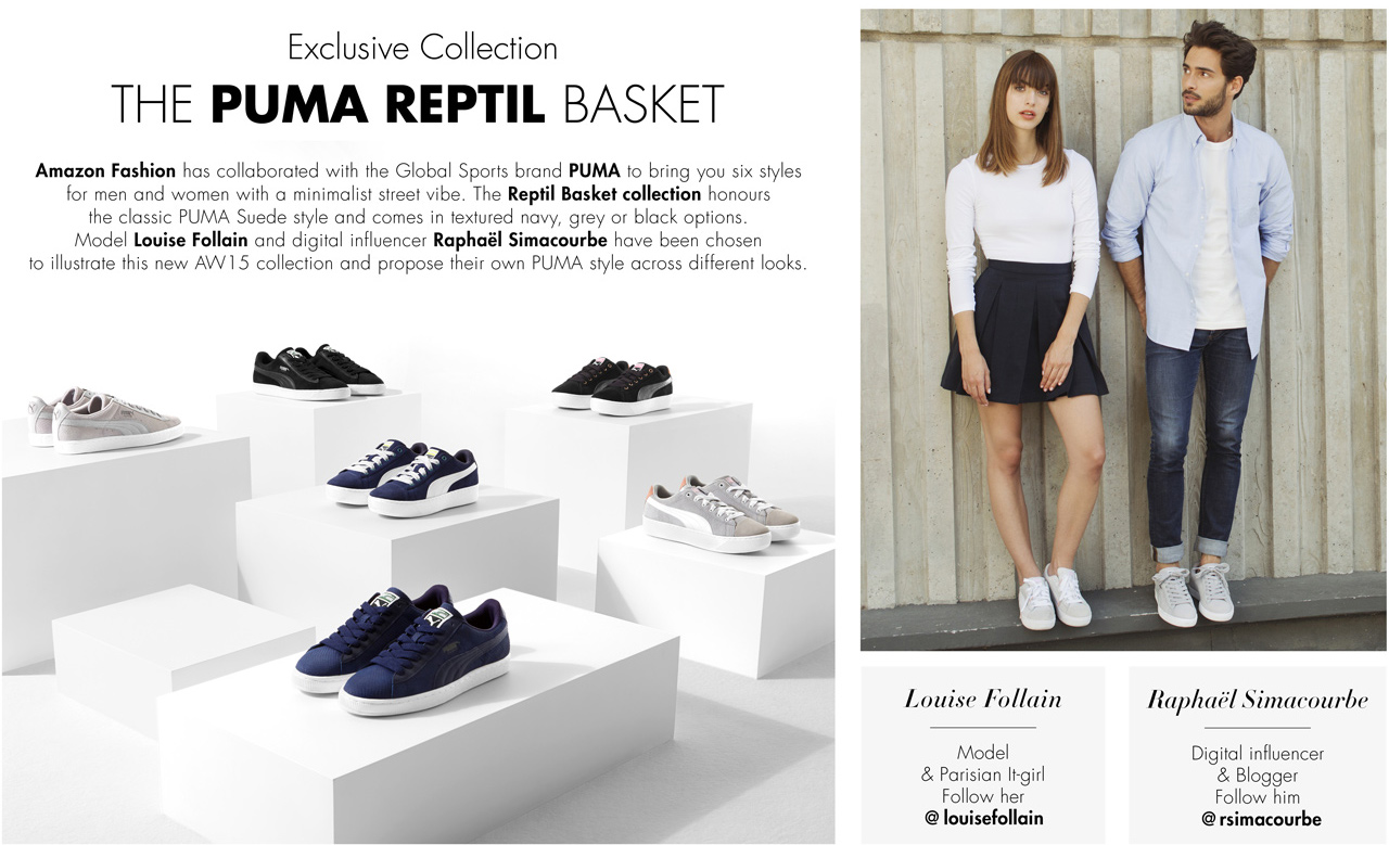 Puma Basket Fashion