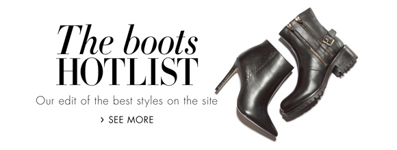 The Boots Hotlist