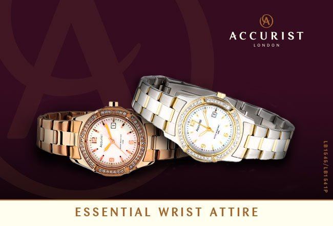 Accurist Womens
