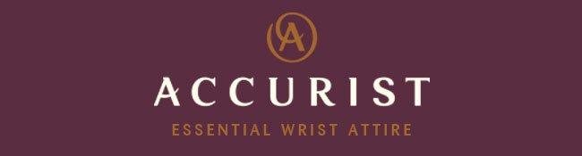 Accurist Brand Banner