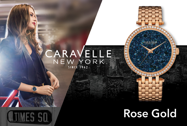 caravelle watch womens