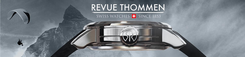 Đồng hồ Revue Thommen - Metro Style new 100% Fullbox