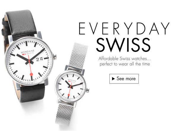 Everyday Swiss