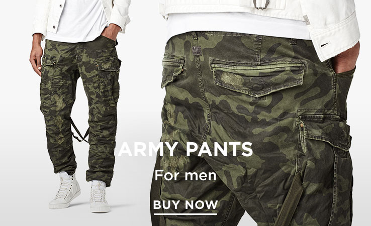 G-Star Army Pants