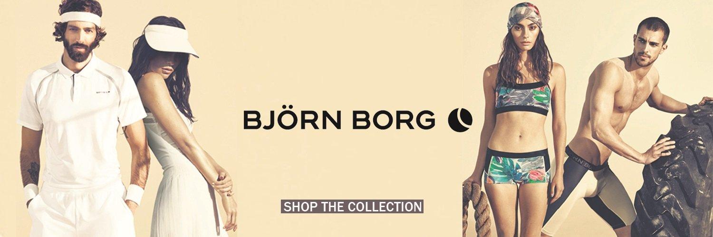 Bjorn Borg Shop the Collection