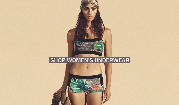 Shop Women's Underwear