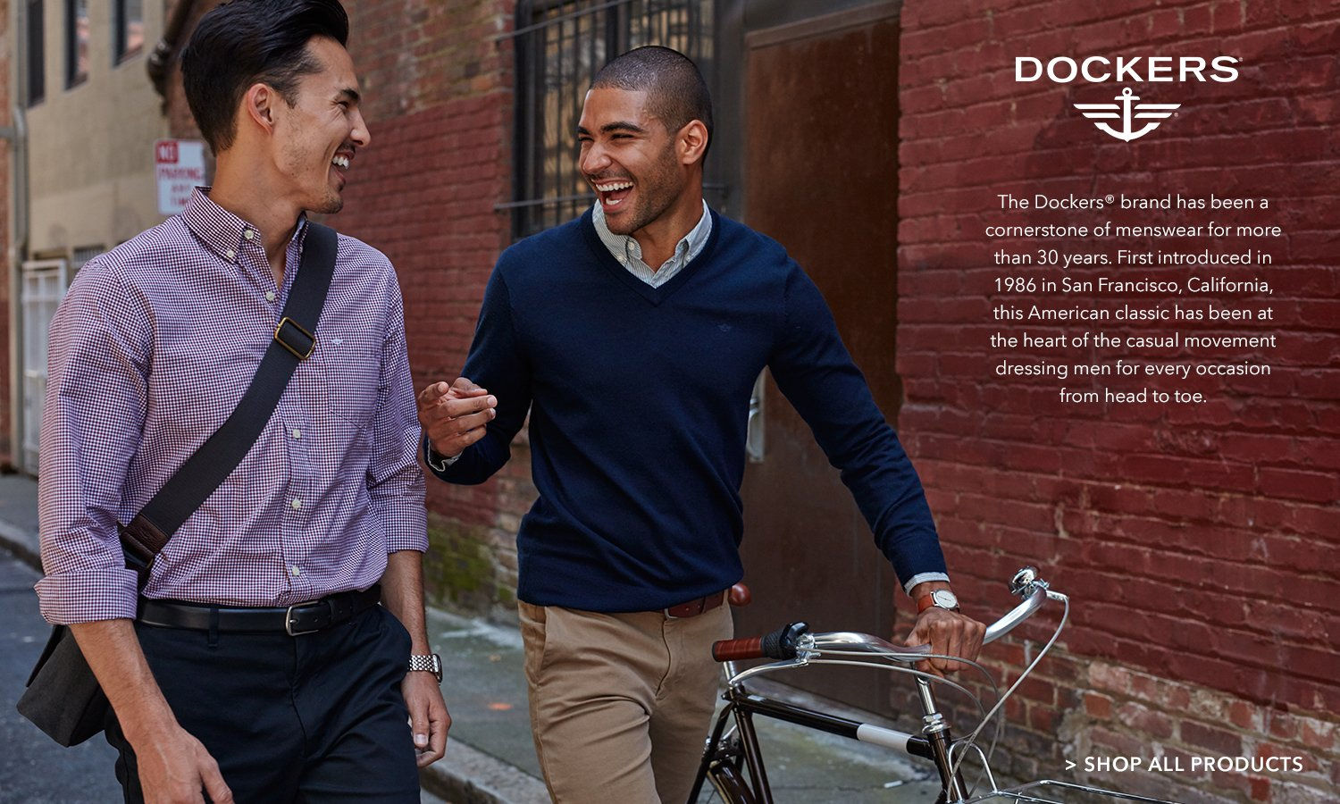 Dockers Autumn Winter Collection