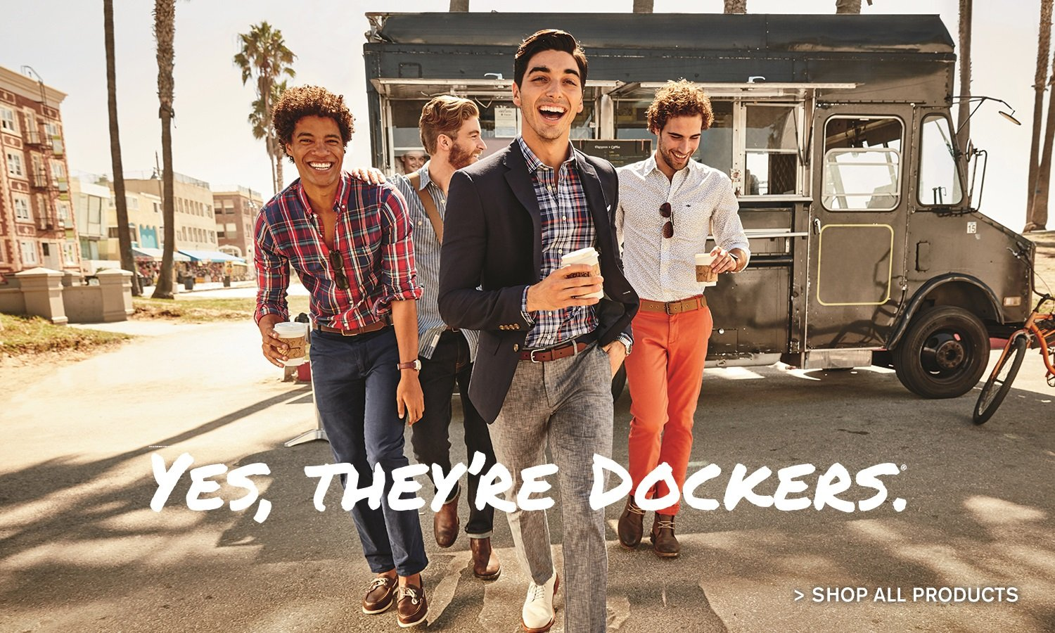 Dockers Spring-Summer Collection