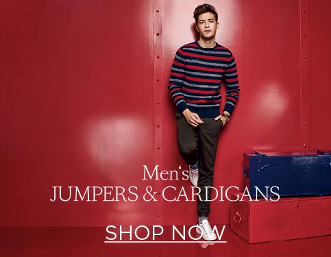 Men's Jumpers & Cardigans