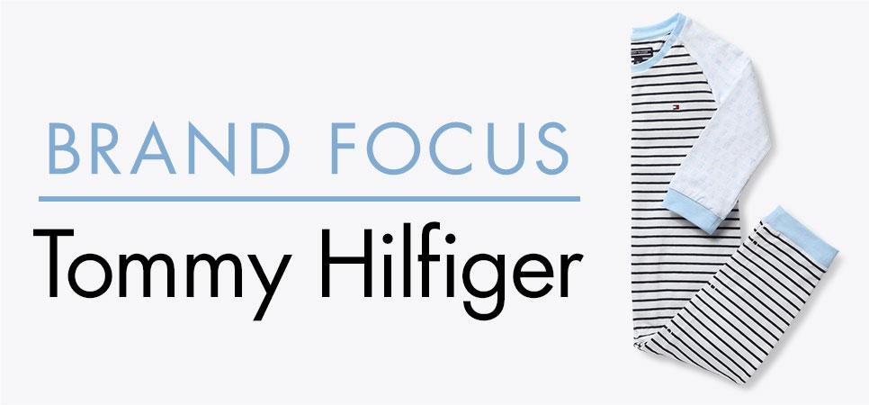 Brand Focus: Tommy Hilfiger
