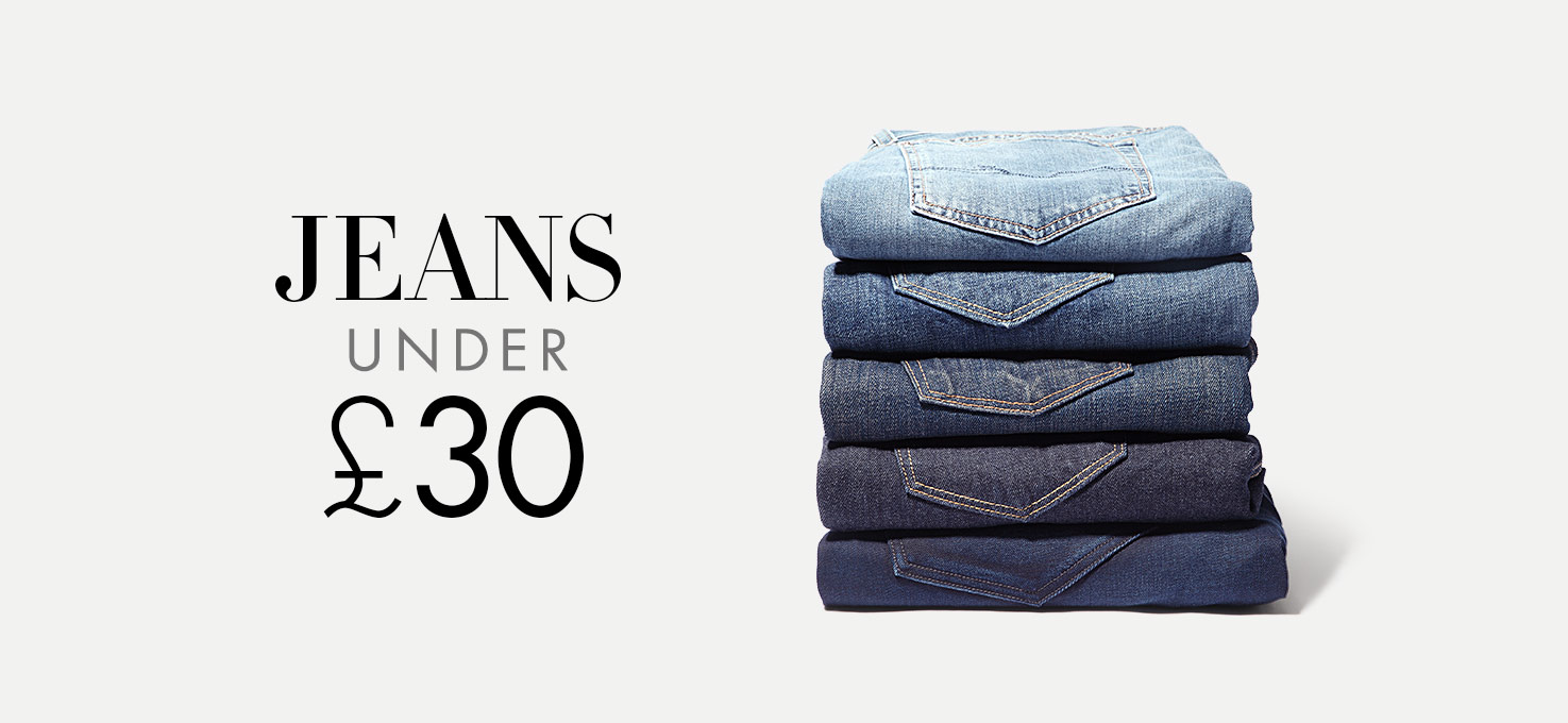 Jeans under £30