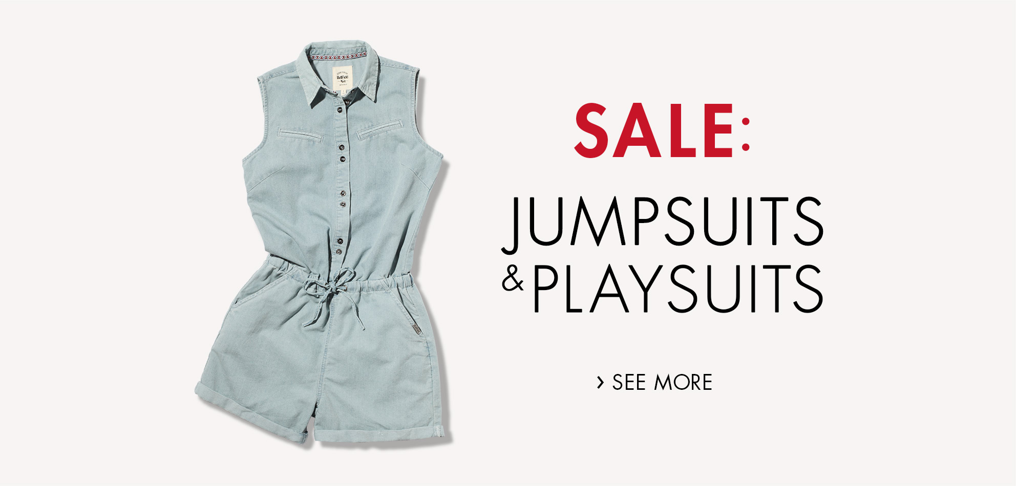 Sale: Jumpsuits & Playsuits