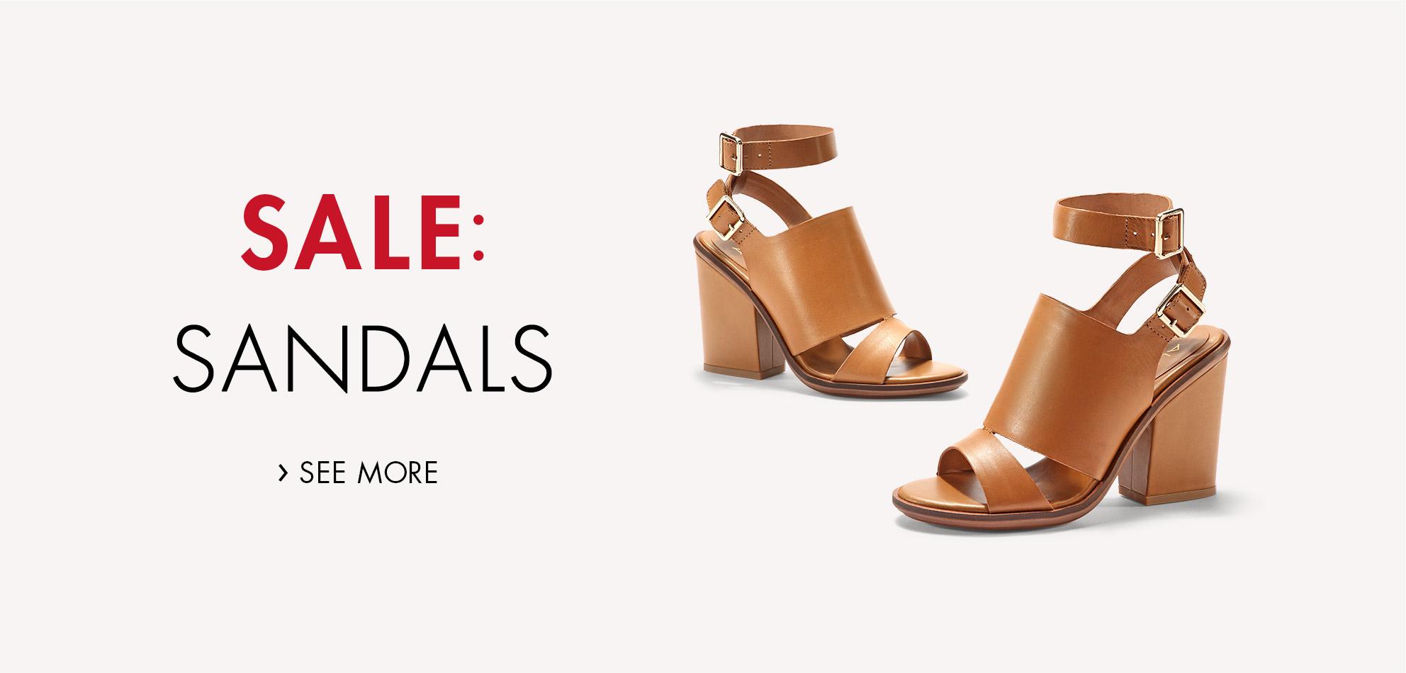 Sale: Sandals