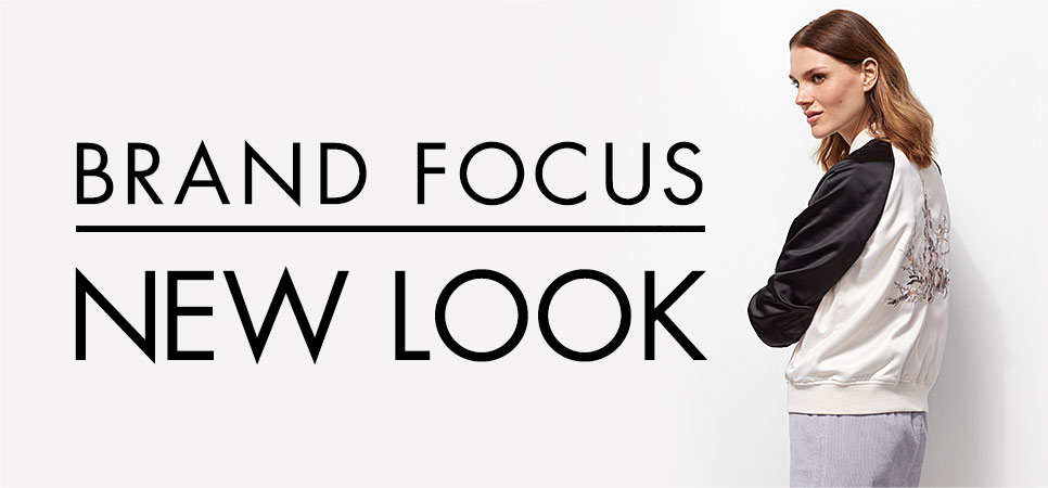 Brand Focus: New Look