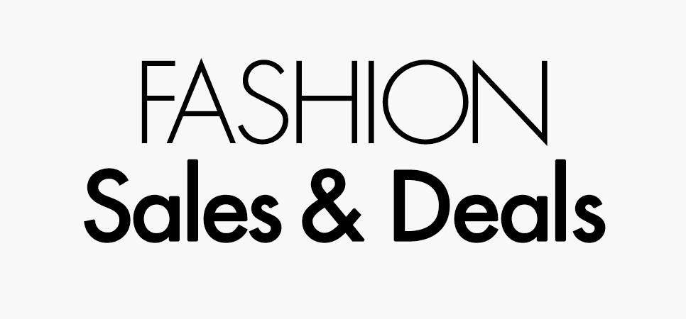 Fashion Sales & Deals
