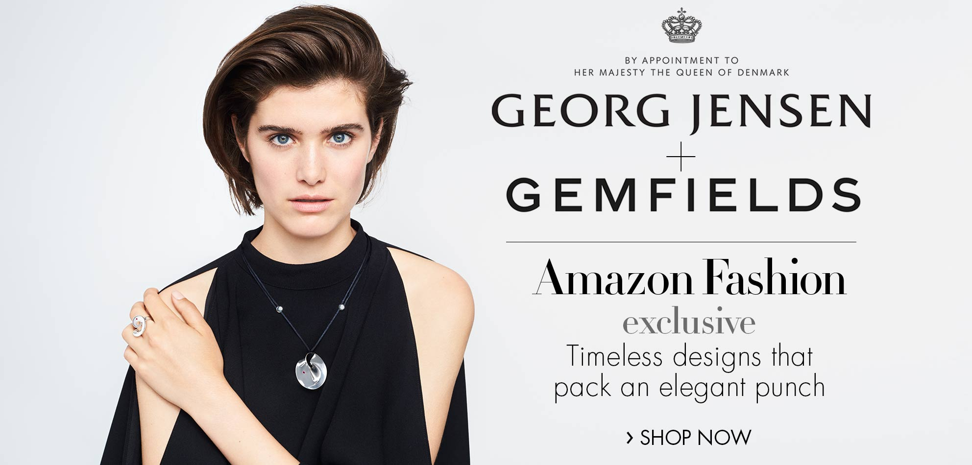 Georg Jensen + Gemfields Collaboration