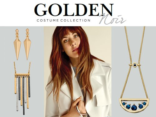 Fiorelli Golden Costume Collection