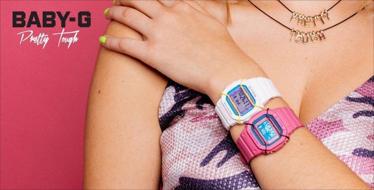 Baby-G Watches - Pretty Tough