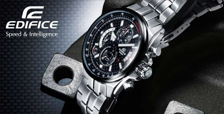 e41af5cca09a Casio Edifice - Speed   Intelligence