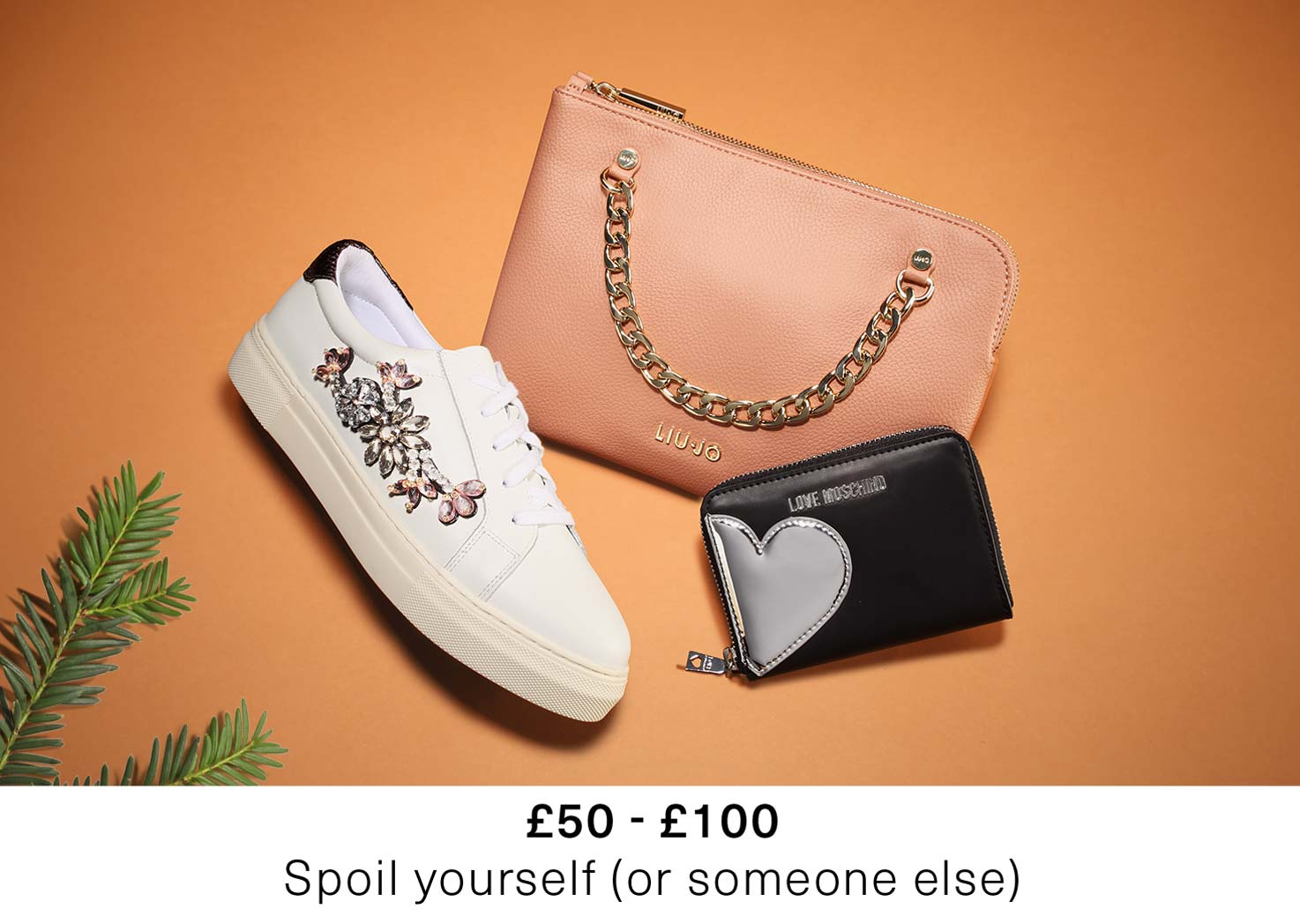 £50 - £100: Spoil yourself (or someone else)