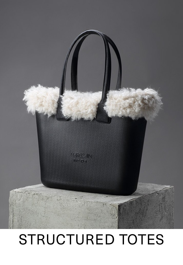 Structured totes